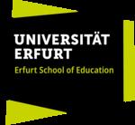 Logo Universität Erfurt School of Education