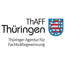 Logo Thüringer Agentur für Fachkräftegewinnung
