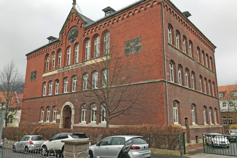 Staatliches Johann-Gottfried-Herder-Gymnasium Suhl