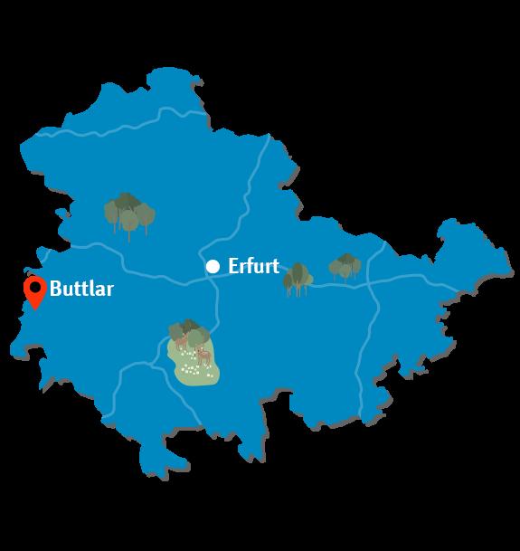 Standort Grundschule Buttlar