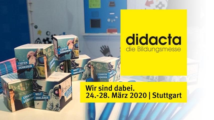 Didacta Bildungsmesse Stuttgart