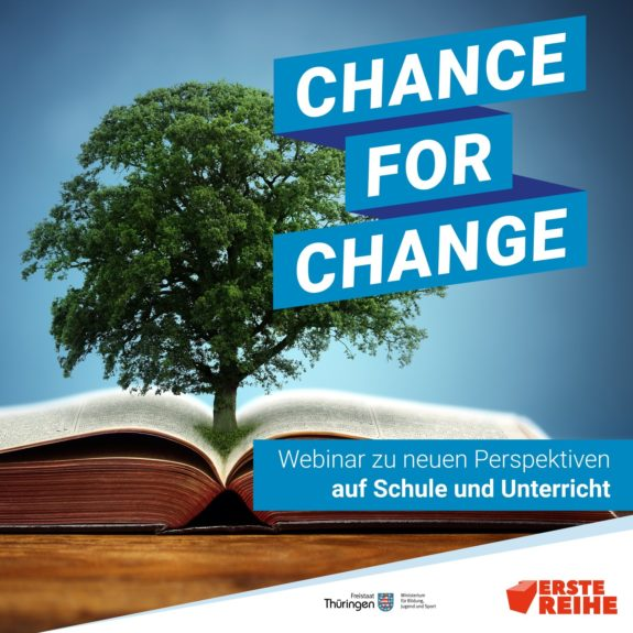 Endres Chance for change quadratisch
