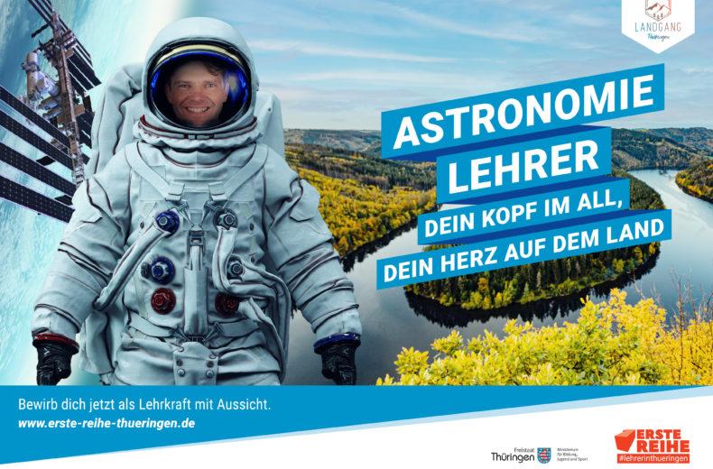 Landgang Astronomie