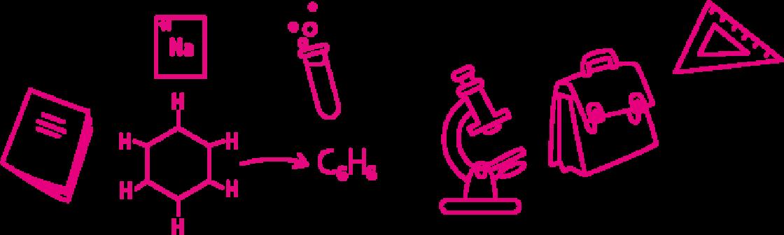 Schooling parts chemie